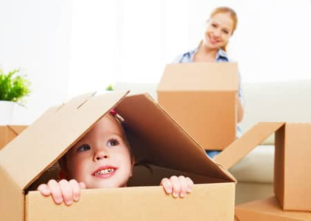 Are You Moving with Pets and Children?