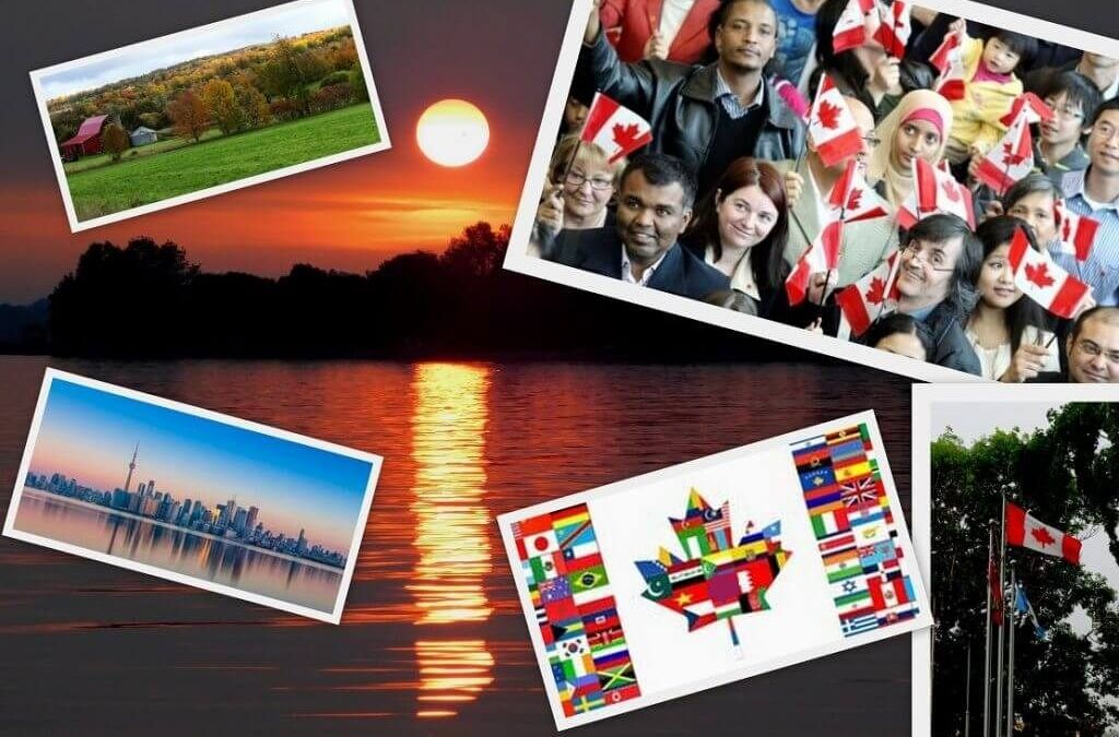 CANADA DAY… A RECOGNIZED WELCOME