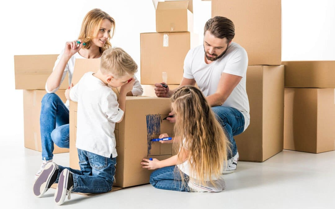 The Real Cost of a Self-Move