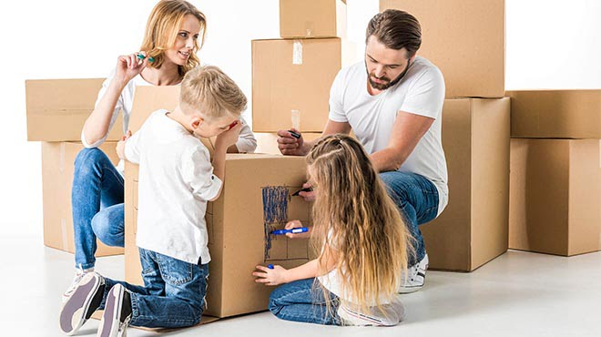 Where to Store Your Household Goods